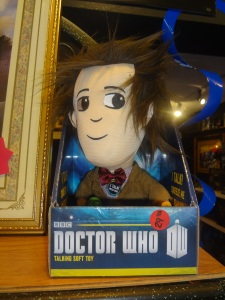 Talking Doctor Who Toy